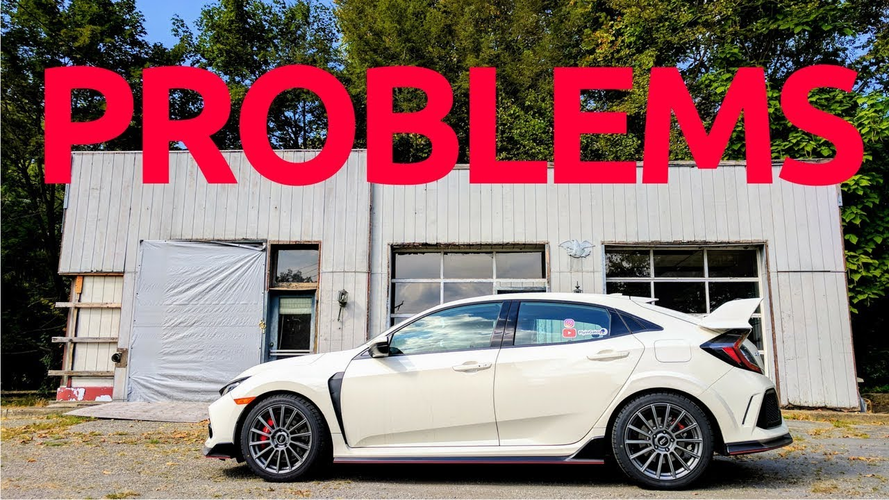 Honda Civic Type R Transmission Problems Continue Update