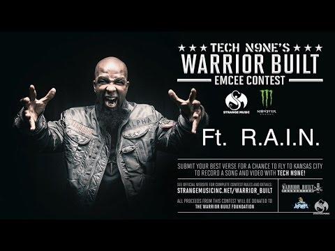 Tech N9ne - PTSD (warrior built contest entry) ft RAIN