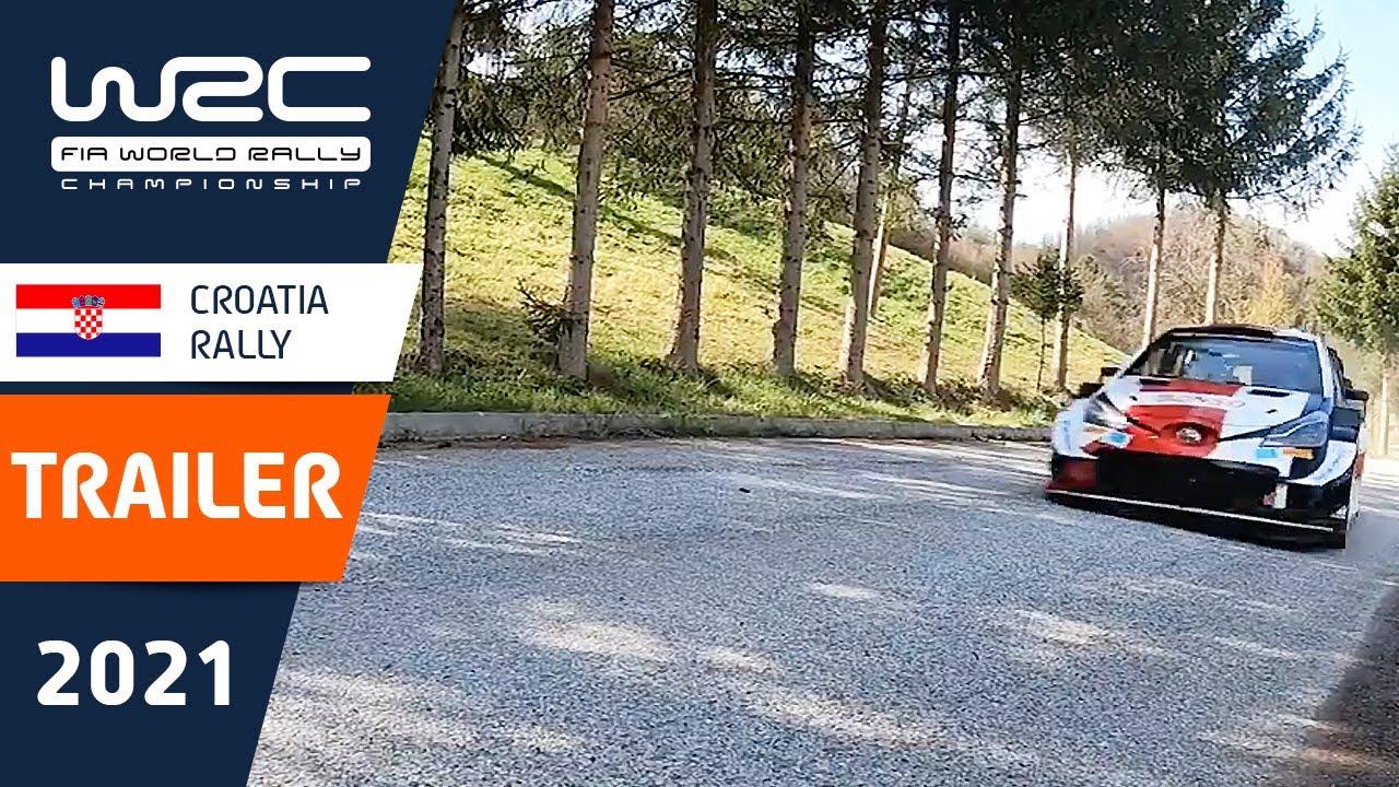 TEASER - Croatia Rally 2021