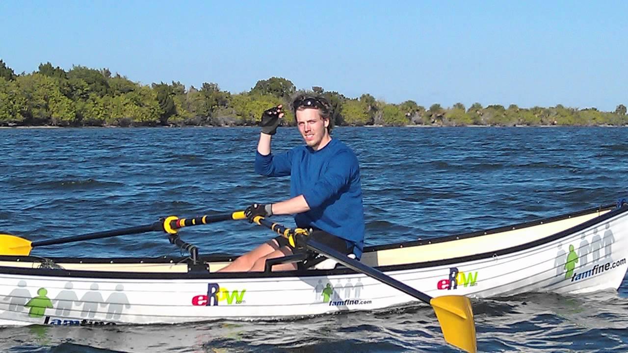 Rowing New York City