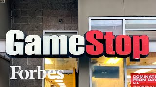 How A Battle Between Wall Street And Reddit Users Made GameStop Stock Skyrocket | Forbes
