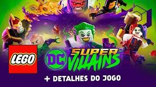 LEGO DC Super Villains: veja mais detalhes do jogo