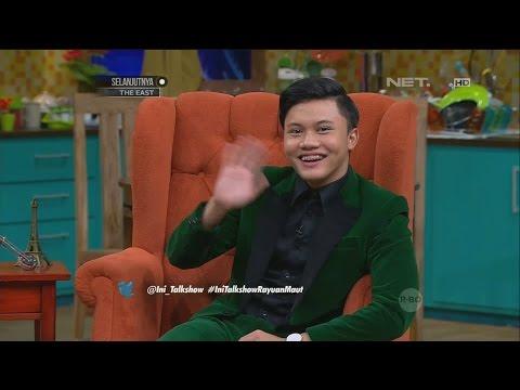 Kaleidoskop Ini Talkshow 2016 - Rizky Febian Nyerah Wawancarai Sule dan Andre
