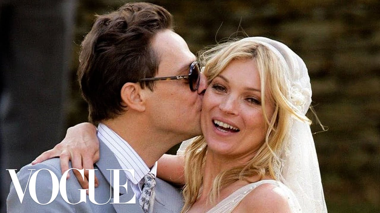 Exclusive video inside kate mosss wedding youtube junglespirit Image collections