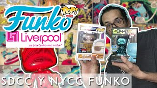 UNBOXING FUNKO POP LIVERPOOL SDCC Y NYCC - SMASH GEEK POP