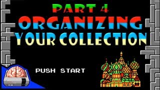 Collecting Video Games Part 4 -- Organizing Your Collection