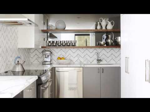 Interior Design — Sarah Richardson's Modern & Inviting Condo Design Makeover