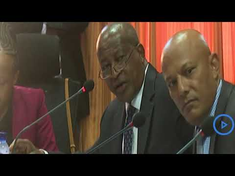 DPP Haji, DCI Kinoti and EACC CEO Mbarak grilled by senate committee