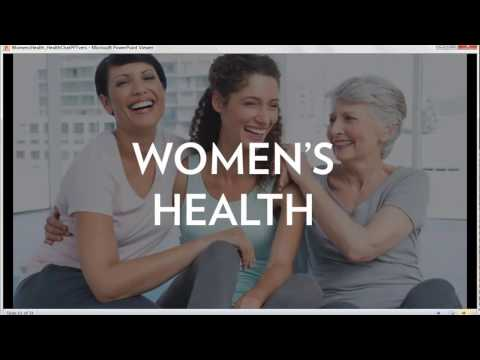Health Chat: Womens Health