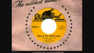 MARC & THE WILD ONES EP. REAL ROCKIN BABY/THAT
