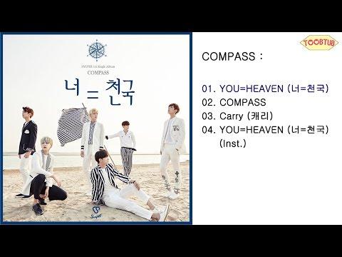 [Single] Snuper (스누퍼) - COMPASS [1st Single Album]
