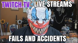 TWITCH STREAM HIGHLIGHTS AND CLIPS BOOGIE2988 TWITCH FAILS