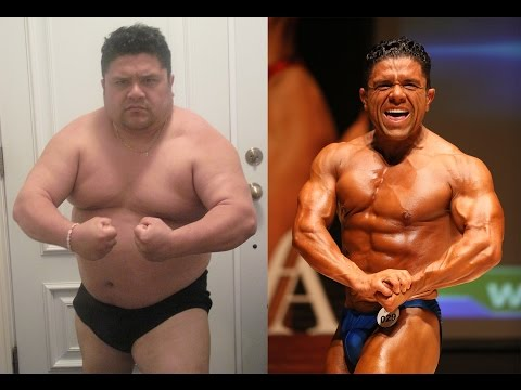 TRANSFORMATION MUSCULAIRE ENRIC BELLEMARE (FULL FIT MAN)