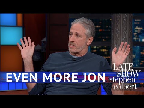Even More Of Jon Stewart's Interview With Stephen Colbert