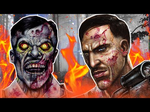 Who Really is RICHTOFEN? Edward FINALLY REVEALED to the TRANZIT CREW! BO3 Call of Duty Zombies