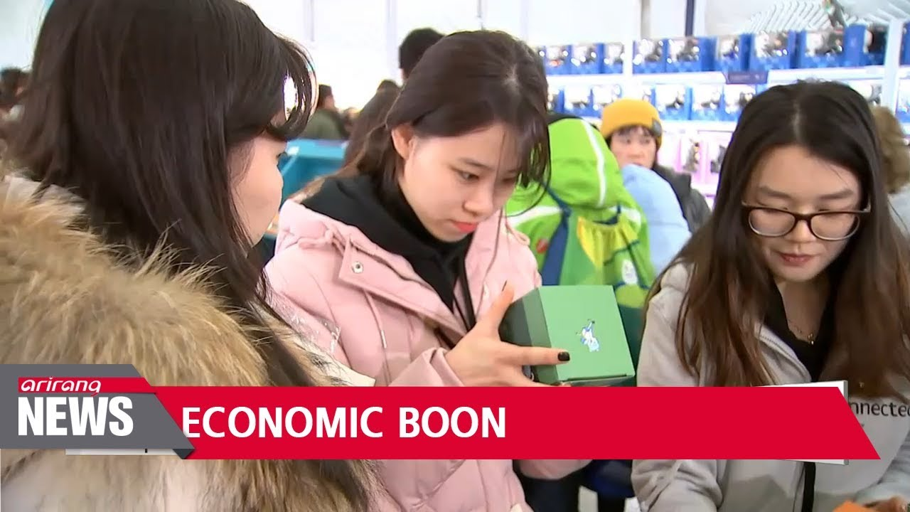 expected economic profits from pyoungchang winter South korea's renaissance: from ruins of korean war to press center in advance of the pyeongchang 2018 winter of economic prosperity hasn't.