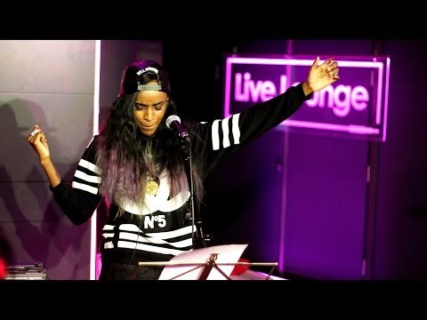 Angel Haze - Drunk in Love in the 1Xtra Live Lounge