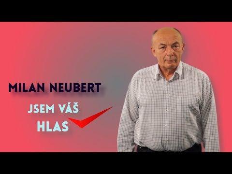 VIDEOSPOT: Milan Neubert (KSČM)