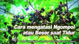 Sebab Serta Doa Untuk Penyakit Infeksi Saluran Buang Air Kecil - Siraman Qolbu (20/5)....