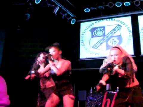 Girlicious-Baby Doll-I.O.U.1-Do About It-Blush Ultraclub-Winnipeg 2009
