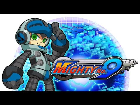 Mighty No 9 - Walkthrough Gameplay Part 1 [No Commentary] 60FPS HD