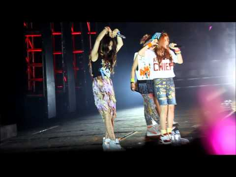 Heart To Heart - 4MINUTE - AIA K-POP Live in KL