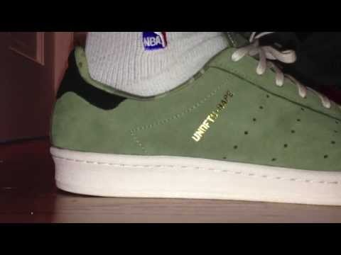 big sale a8389 cc705 bape x undefeated x adidas campus 80 olive