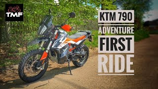 2019 KTM 790 Adventure R Review