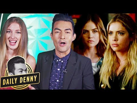 Download Youtube: 'Pretty Little Liars' Finale IS HERE! Serena William Shares Her Baby Bump... WOW! | Daily Denny
