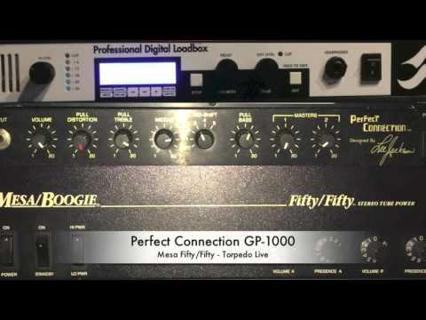 Lee Jackson Perfect Connection GP1000 Preamp Metal
