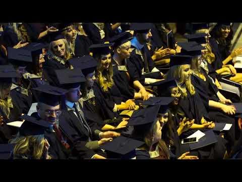 LJMU Autumn Graduation - Thursday 23 November - Afternoon Ceremony
