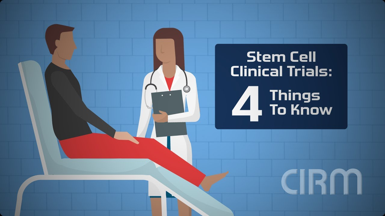 Participating in a Clinical Trial | California's Stem Cell