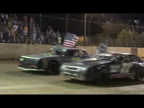 County Line Raceway Parade Lap in Honor of Labor Day 8/31/19