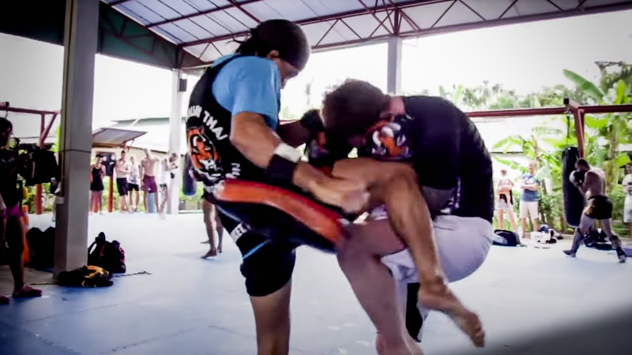 The Muay Thai Test (Best of Tiger Muay Thai Tryouts)