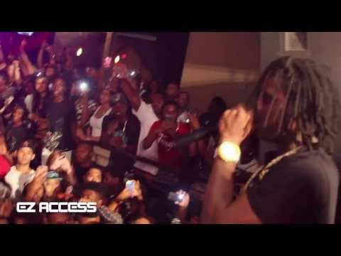 FIGHT BREAKS OUT DURING CHIEF KEEFS DONT LIKE IN HOUSTON