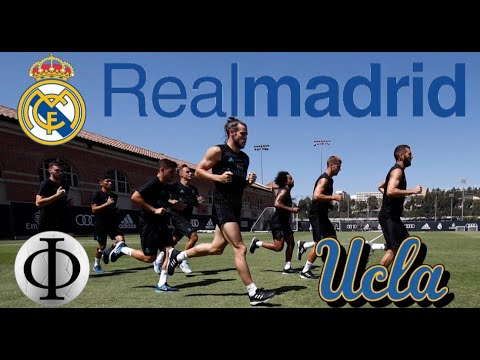 Real Madrid Foundation Clinic USA