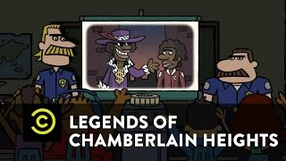 Legends of Chamberlain Heights - The Dangers of Drugs