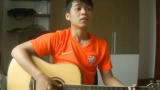 Thái Vũ | Phút Ban Đầu - #Guitar Cover | Kee Tam Hoàng (có hợp âm)