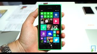 Nokia Lumia 735 Kurztest deutsch