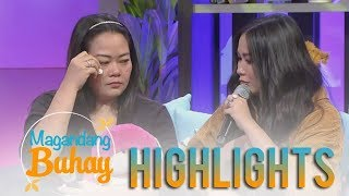 Magandang Buhay: Touching message of Yeng Constantino for her Ate Donna