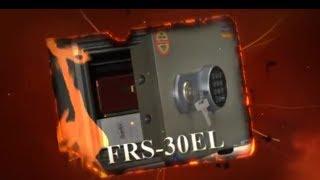 видео огнестойкие сейфы