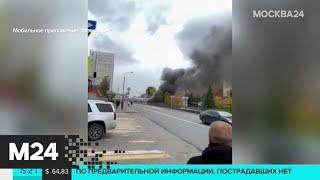 Смотреть видео Движение по Алабяно-Балтийскому тоннелю открыто в одну сторону - Москва 24 онлайн