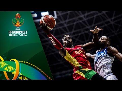 DR Congo v Mali - Highlights - FIBA AfroBasket 2017