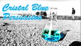 Cristal Blue Persuasion.