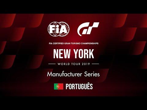 [Português] World Tour 2019 - New York | Manufacturer Series