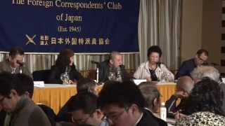 【IS人質事件】イスラム学者・中田考氏が緊急会見(2015年1月22日)