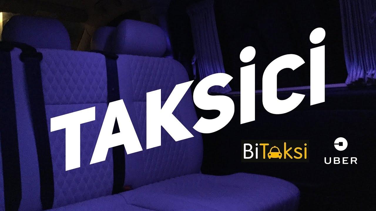 taksici: sarı taksinin bitaksi ve uber ile imtihanı