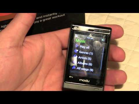 Micromax Modu t Unboxing and Quick Review