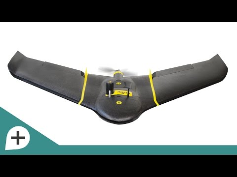 The eBee Plus Drone - Aerial Efficiency, Photogrammetric Accuracy