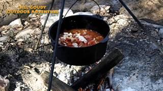 Busch Beer - Campfire Chili